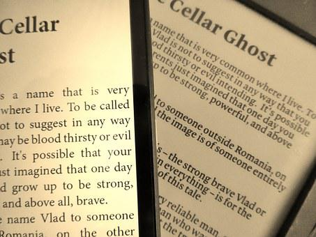 Ebook, Kindle, Story, Book, Read, Reading, Text
