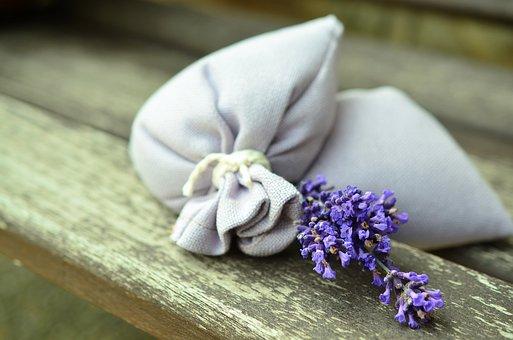 Lavender, Purple, Tender, Romantic, Still Life