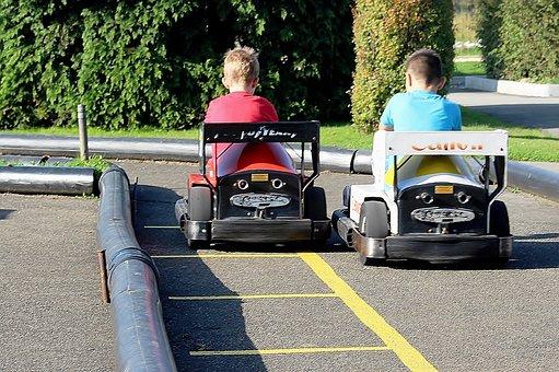 Go-karts, Bumper Cars, Kart, Theme Park, Scooter Web