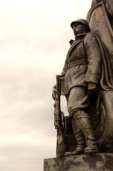 Statue, Piazza, Piazza Unità D'italia, Trieste