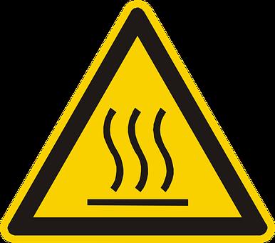 Heat, High Temperature, Warm, Warning, Attention