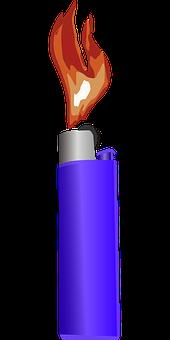 Lighter, Burn, Fire, Flame, Heat, Hot, Cigarette