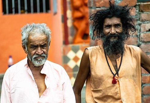Sadhu, India, Hindu, Yogi, Hinduism, Asia, Culture