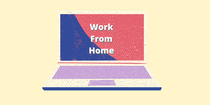 Work From Home, Covid19, Quarantine, Computer, Distance