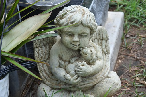 Statue, Memorial, Sculpture, Figurine, Stone, Decor