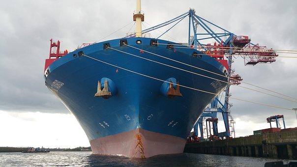 Port, Boat, Ship, Vessel