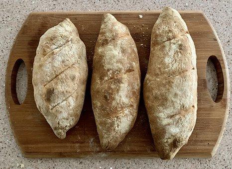 Bread, Baking, Food, Bakery, Flour, Crust, Crispy