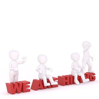 Employment, Vacancy, Job Offer, Job, Letters
