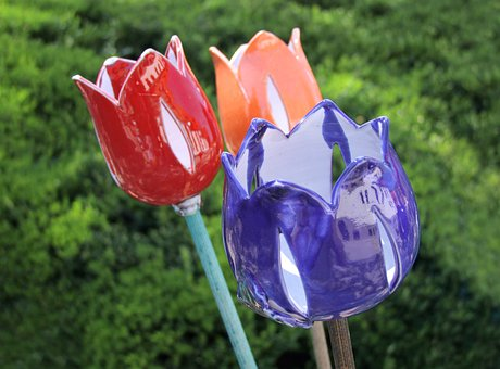 Tulip, Ceramic, Decoration, Ornament, Smooth, Tourism