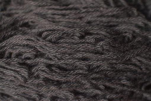 Wool, Texture, Template, Knitting