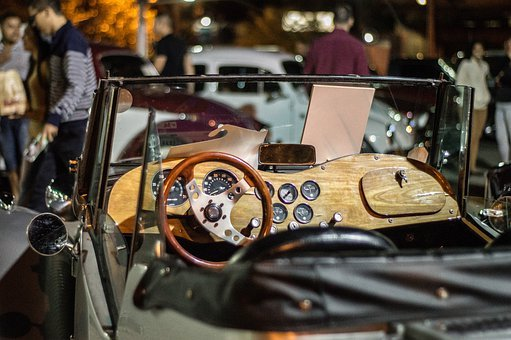 Car, Vintage, Old Car, Antique, Automobile