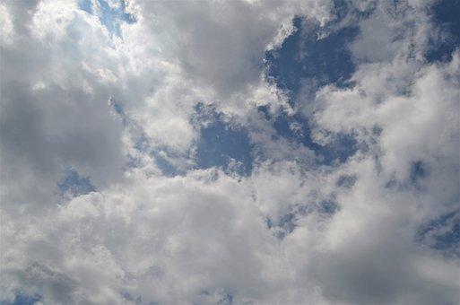Clouds, Sky, Dark