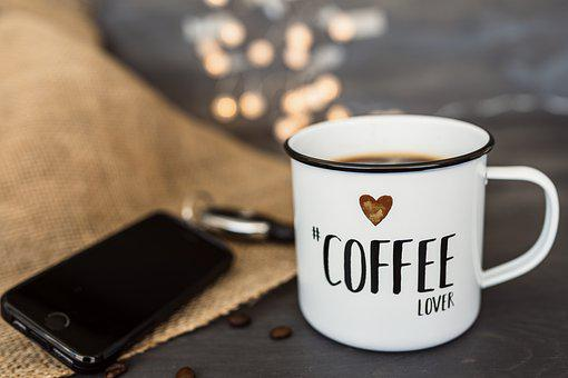 Coffee, Coffee Break, Cup, Drink