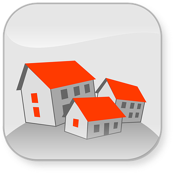 Houses, Buildings, Town, City, Homes, Windows, Village