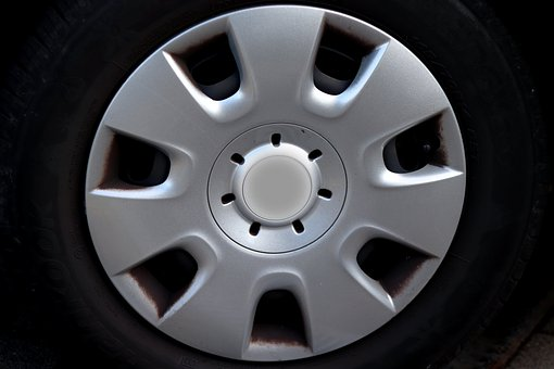 Hub Cap, Wheel Trim Plate, Plastic, Design, Brake Dust