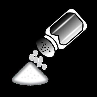 Salt, Sugar, Spice, Season, Cooking, Pepper