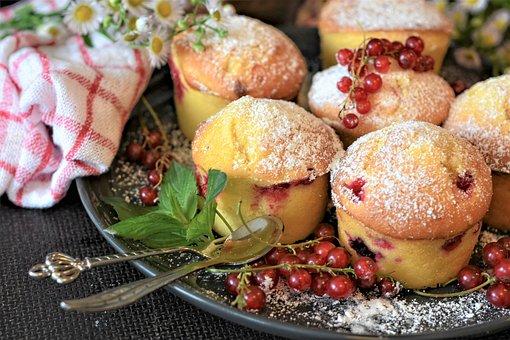 Muffins, Cake, Chick, Cupcake, Bake, Sweet, Sugar