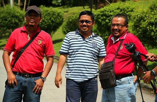 Malaysia, Asian, Men, Tourist
