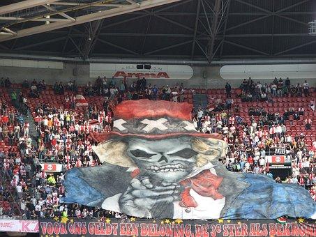 Stadium, Football, Amsterdam, Amsterdam Arena