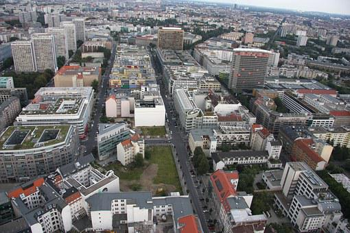 Berlin, Berlin Kreuzberg, Berlin-mitte