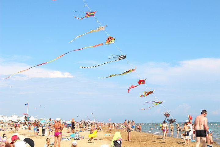 Bibibone, Italy, Beach, Sky, Sea, Coast, Holiday, Rock
