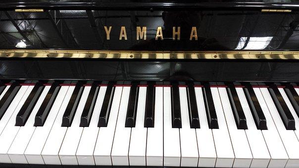 Piano, Keyboard, Music, Musical, Instrument, Black