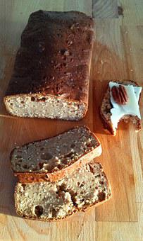 Quark Bread, Bread, Cake, Homemade, Food, Snack