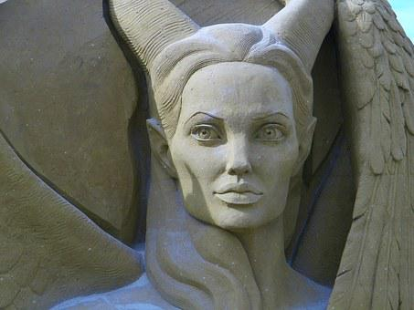 Festival, Sand Sculptures, The Touquet, Disney