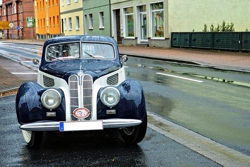 Auto, Old, Historically, Oldtimer, Ddr, Emw, Emw 327
