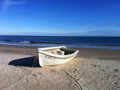 Baltic Sea, Fishing Boat, Karl Hagen