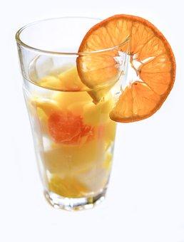 Drink, Juice, Fruits, Smoothie, Glass, Fruit