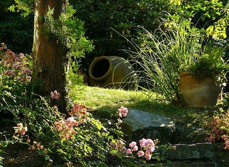 Garden, Horticulture, Garden Design, Flowers, Nature