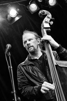 Anders Johansson, Jazz, Playing, Bass, Musician
