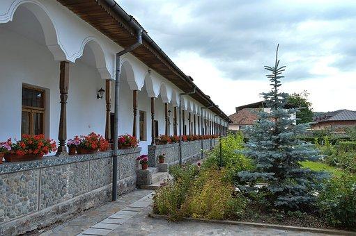 Monastery, Negru Voda, Campulung, Romania