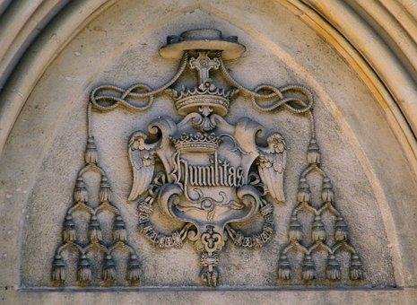 Nancy, Mother Der Borromäerinnen, Coat Of Arms