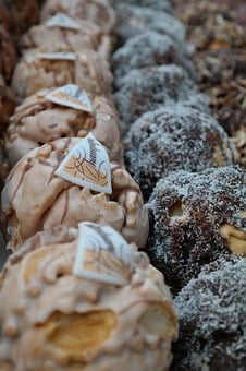 Pastries, Sweetness, Snow Bales, Baker, Treat