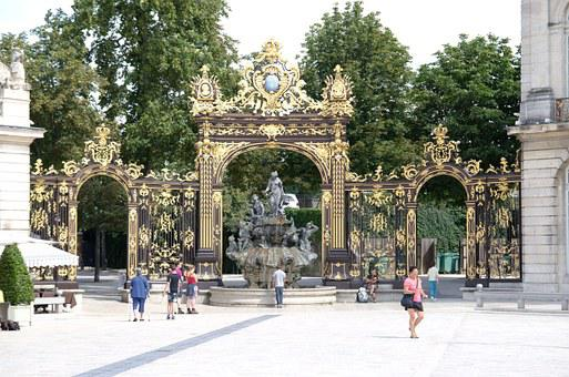 Architecture, Place Stanislas, Nancy