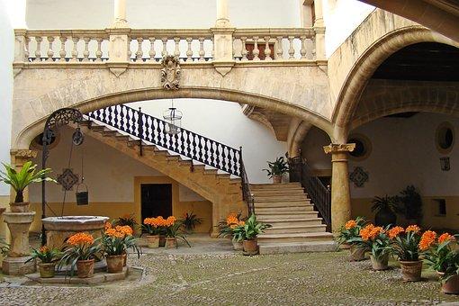 Building, Architecture, Majorca, Spain, Tour, City