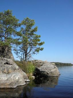 Finnish, Summer House, Summer, Summer Vacation, August