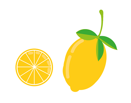 Lemon, Fruit, Yellow, Food, Healthy, Vitamins, Juicy