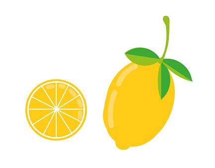 Lemon, Fruit, Yellow, Food, Healthy, Vitamins, Juicy