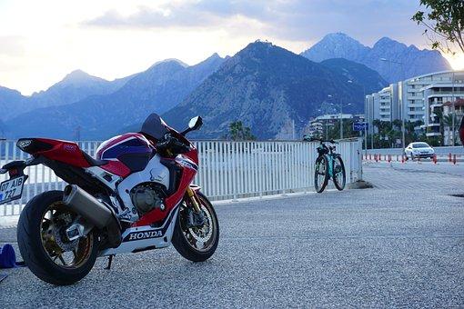 Motorcycle, Honda, Honda Sp, Sports, Sp-2
