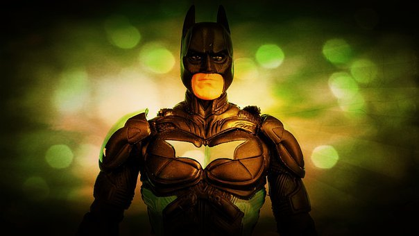 Batman, Comic, Superheroes