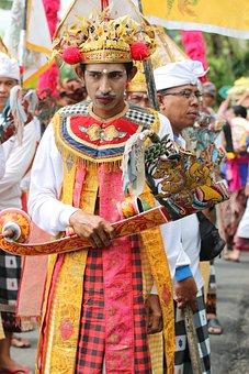 Tradition, Culture, Bali, Color
