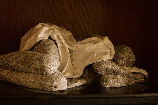 Sleep, Rest, Statue, Figure, Deco, Relaxation, Cozy