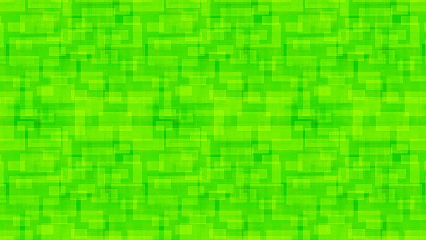 Green, Square, Rectangles, Polygon, Geometric, Shape