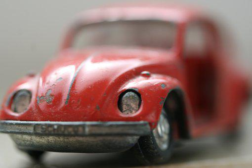 Auto, Matchbox, Oldtimer, Found In The Cellar