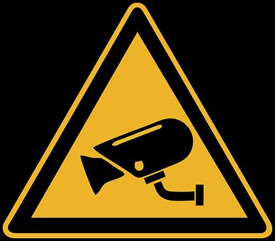 Sign, Cctv, Camera, Symbol, Monitor, Recording, Taped