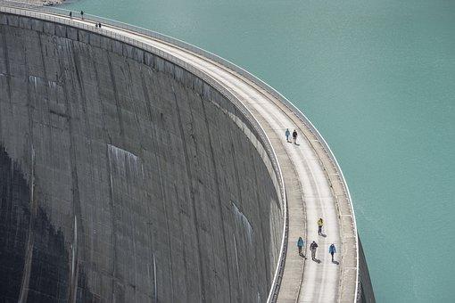 Dam, Reservoir, Water Power, Water, Outlook