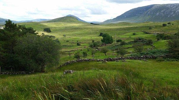 Ireland, Landscape, Scenery